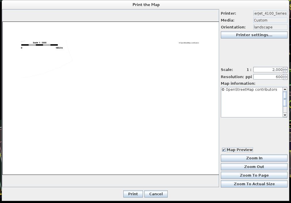 14278 (Plugin not printing any map) – JOSM